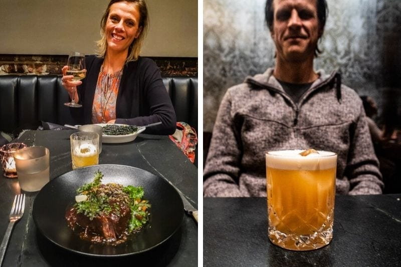 Enjoy our date night at Crawford & Son, Raleigh