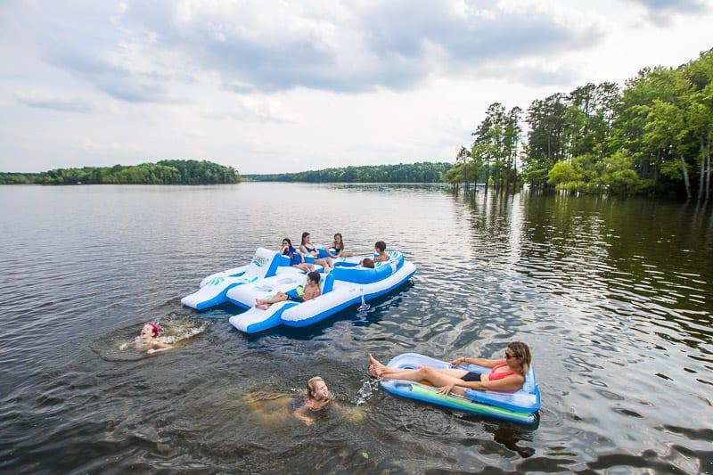 kerr lake camping 3
