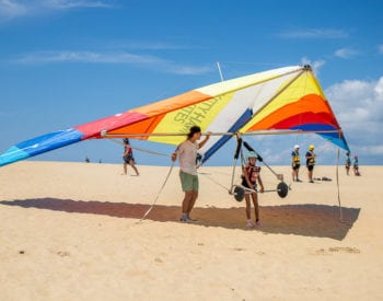 Hang Gliding Adventures with Kitty Hawk Kites, Outer Banks