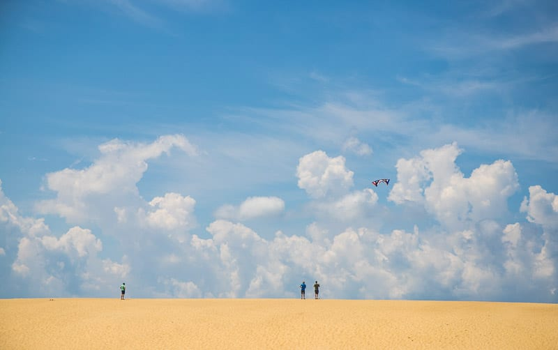 Kitty Hawk Kites, Outer Banks, NC