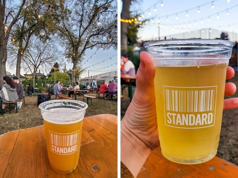 Standard Beer + Food, Raleigh