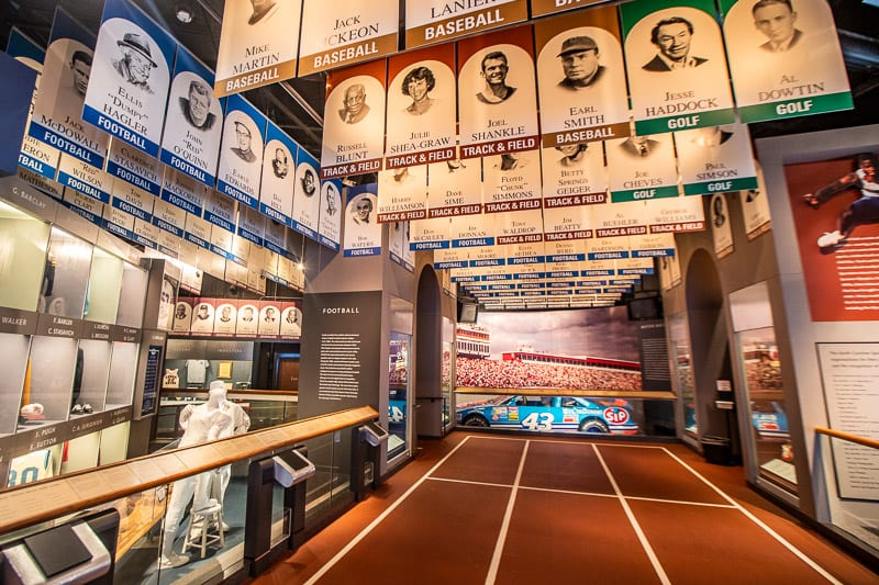 north carolina sports hall of fame 6
