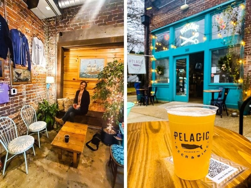 Pelagic Bottle Shop, Raleigh